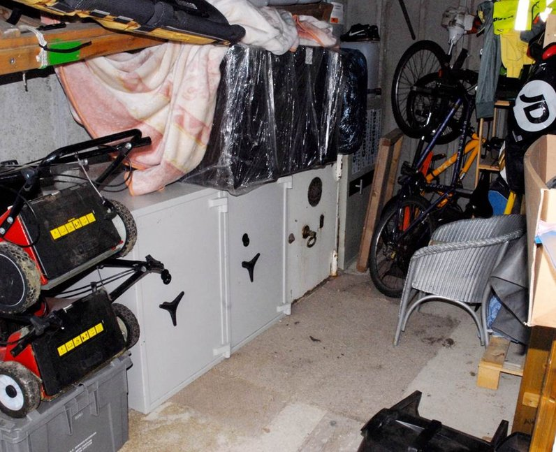 Palk Road garage 2