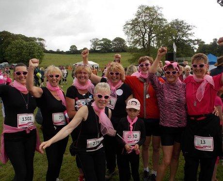 race For Life - Dorchester (31st June 2015)