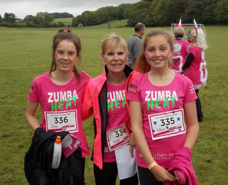 race For Life - Dorchester (31st June 2015)