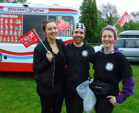 Race For Life Bridgend 2015: Part 1