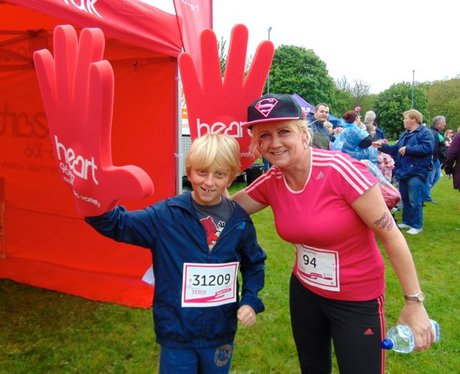 Race For Life Bridgend 2015: Part 1