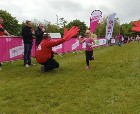 Race For Life Bridgend 2015: Part 2