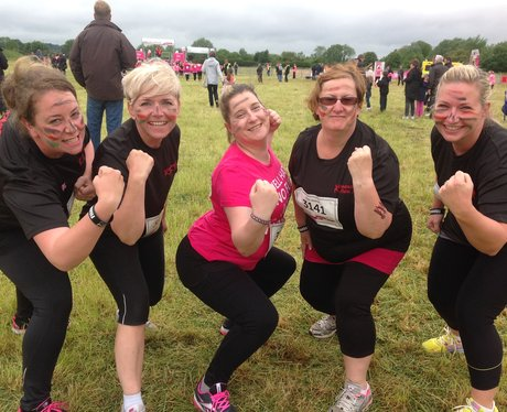 Reading Pretty Muddy: Before the Mud