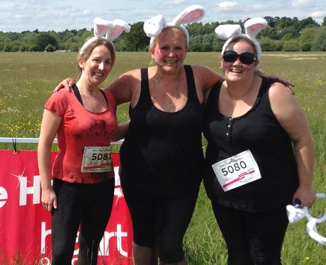 Reading Pretty Muddy: On The Course
