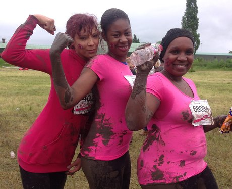 Reading Pretty Muddy: We did it!