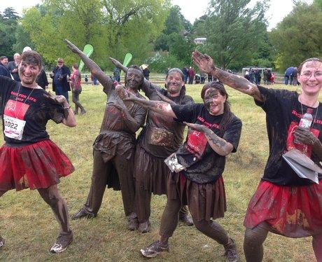 Reading Pretty Muddy: We did it!