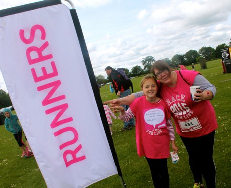 Heart Angels: Race For Life Swindon - Saturday