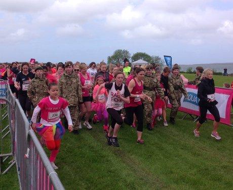 ladies running 5k