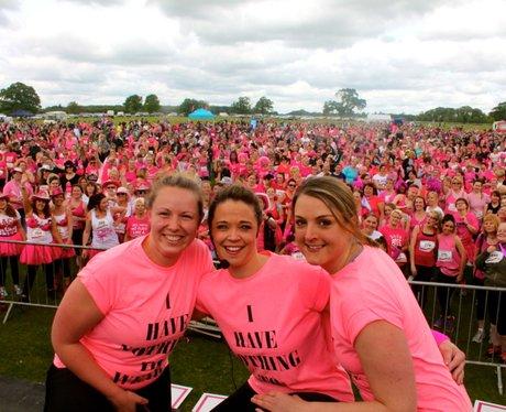 Heart Angels: Race For Life Swindon - Saturday