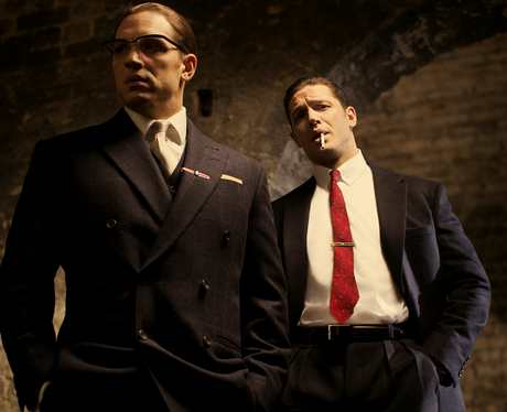 Tom Hardy in 'Legend'