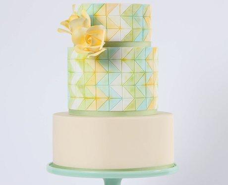 AK Cake Design wedding cake