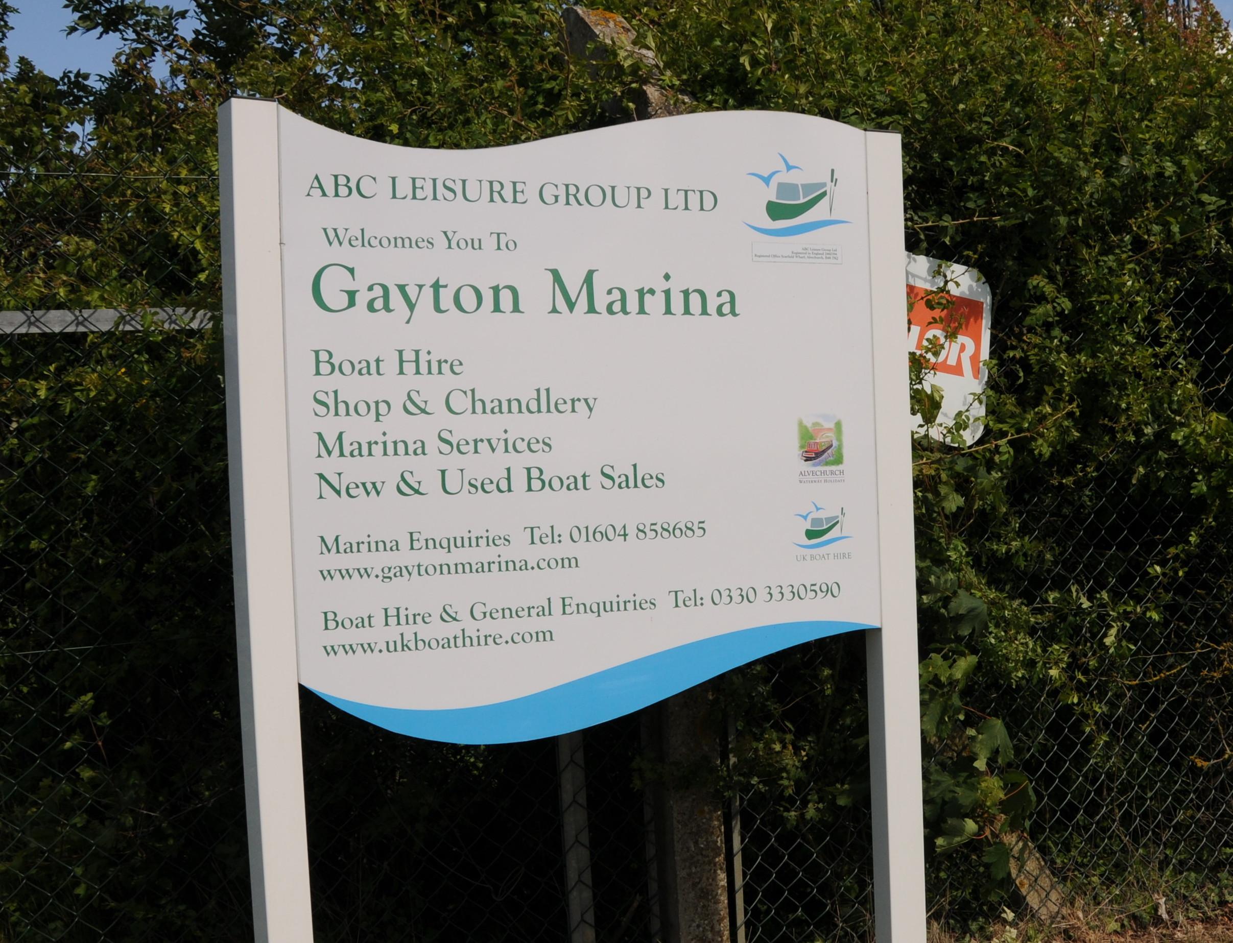 Gayton Marina 2