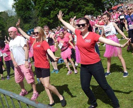 Heart Angels: Tunbridge Wells Race For Life - Part