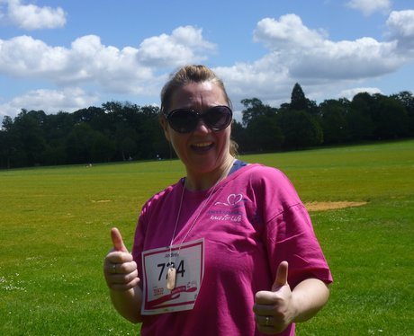 Horsham 5K Race for Life: Fabulous Finishers