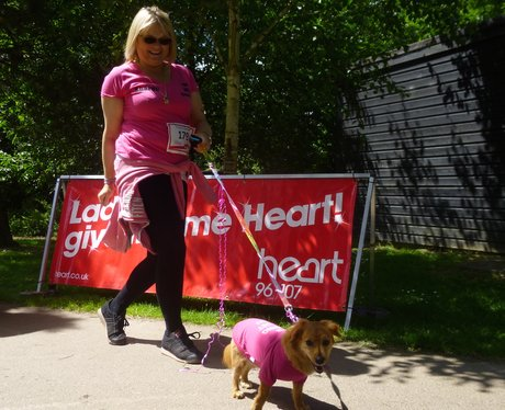 Horsham 5K Race for Life: Fabulous Finishers