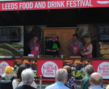 Leeds Food & Drink Festival 2015