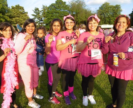 Race For Life  - Wolverhampton