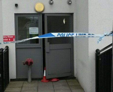 MK Fatal Fire Trevithick Court 7