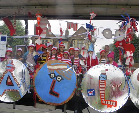 Northampton Carnival 2015 - Part One