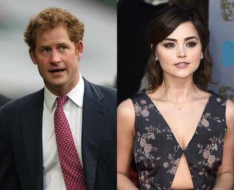 Prince Harry and Jenna Coleman