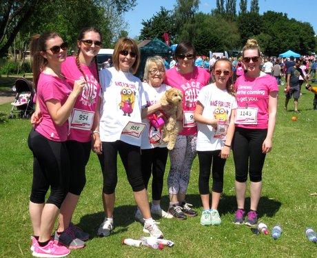 Race For Life 2015 - Welwyn & Hatfield
