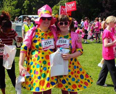 Race For Life 2015 - Northampton