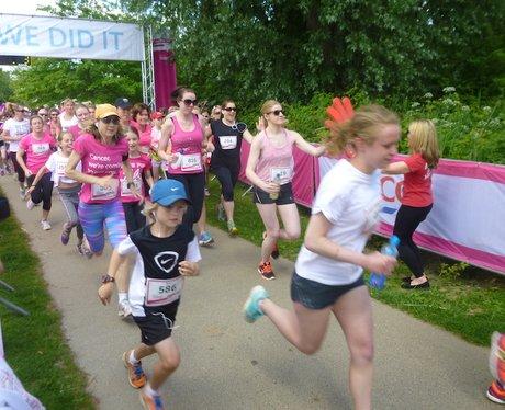 Race For Life Horsham