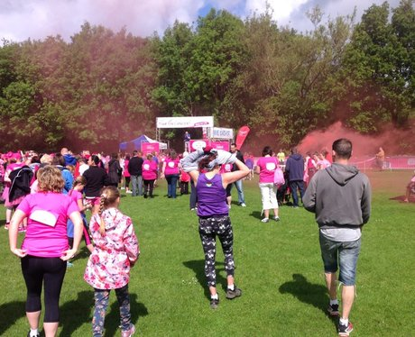 Race For Life Southport 2015