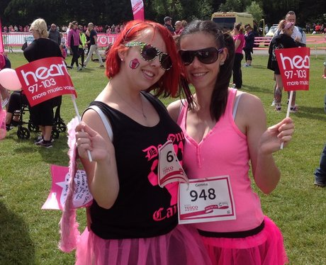 Windsor Race for Life: Before the Race