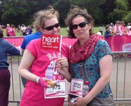 Windsor Race for Life: Finish Line
