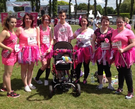 Windsor Race For Life: Finishers