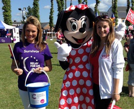 Windsor Race for Life: Start Line