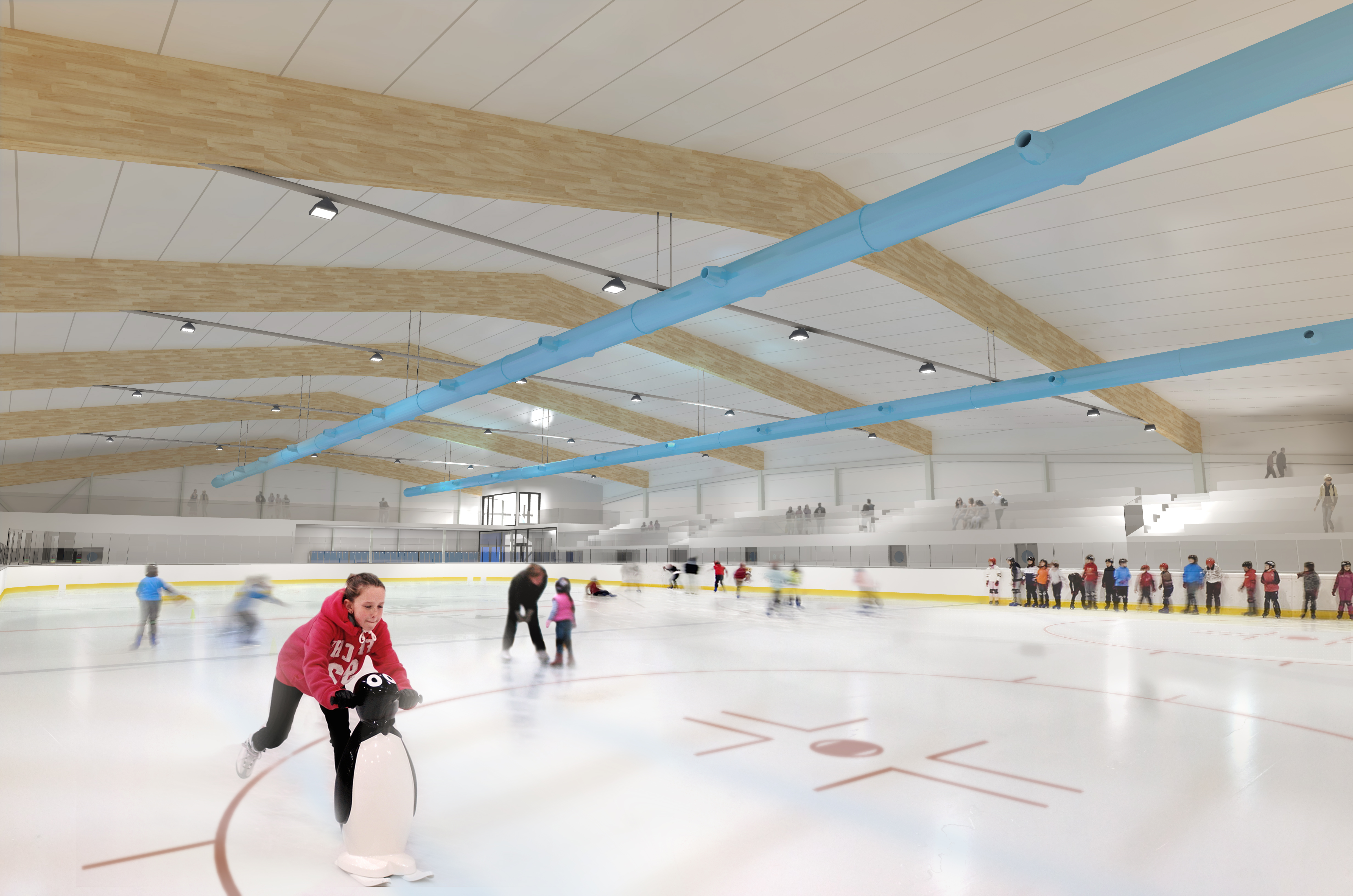 Cambridge ice rink 2