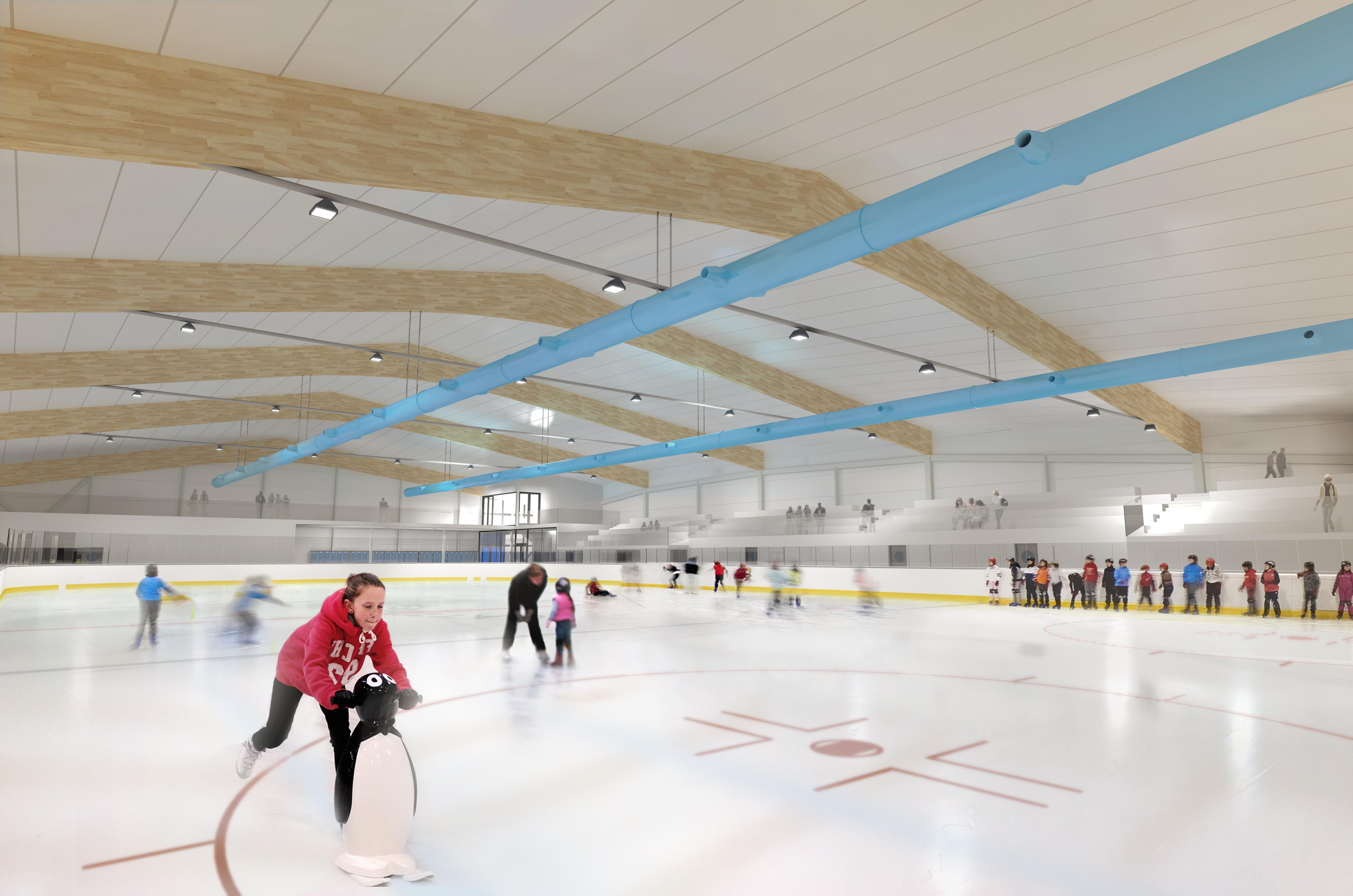 schenley ice skating rink - HD4928×3264