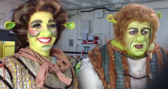 Dave & Heidi Try - Being Actors - Shrek