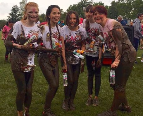 pics pretty muddy Edinburgh