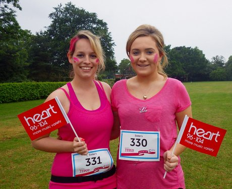 Race For Life 2015 - Bedford