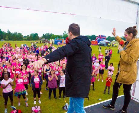 Race for Life Ipswich 2015