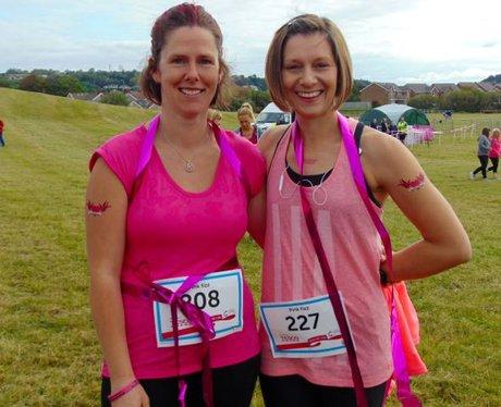 Race For Life Llanelli 2015: Part 1
