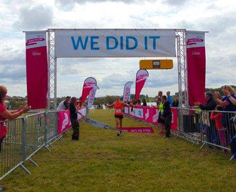 Race For Life Llanelli 2015: Part 2