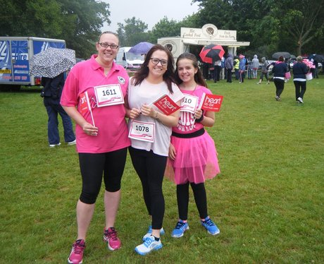 Race for Life Watford 2015 - Before the Race