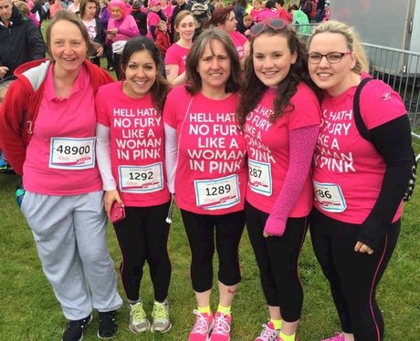 pics race for life Holyrood