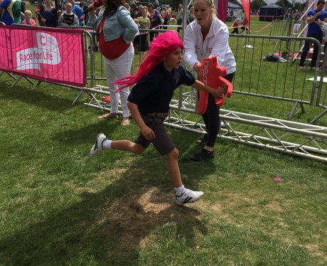 Eastbourne Race For Life 21st June 2015 Post-Race