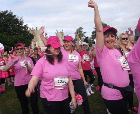 Heart Angels: Sherborne Race for life 21st June