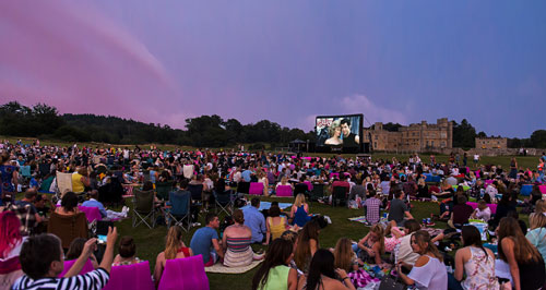 see classic films under the stars with the luna cinema