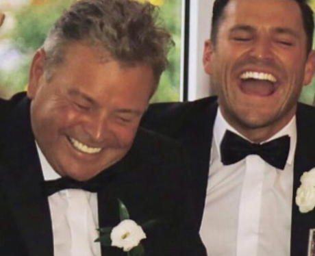 Mark Wright Father's Day