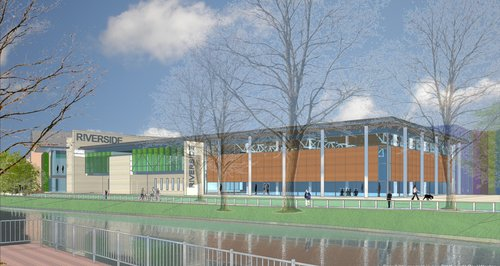 Plans For New 25m Chelmsford Leisure Centre Revealed Heart Essex