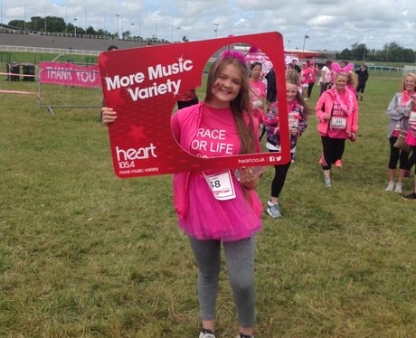 Race For Life Aintree Race Course 2015