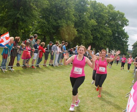 Heart Angels: Race For Life Gloucester - Highlight