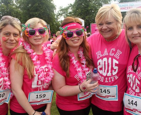 Heart Angels: Race For Life Gloucester - Highlight